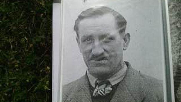 Le portrait de Georges Coran.