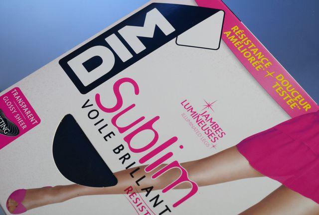 Le fabricant de collant Dim en difficulté