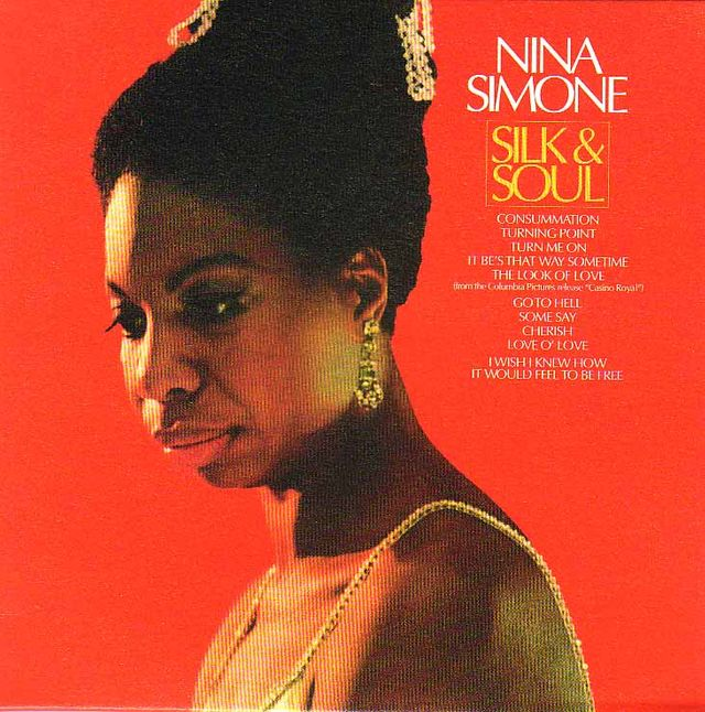 "Nina Simone – ""I wish I knew how it would feel to be free"""