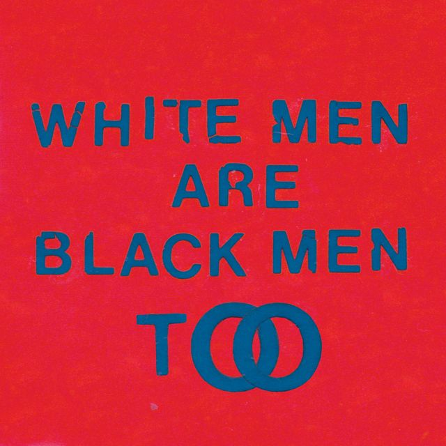 Young fathers - White men are black men