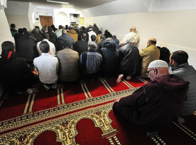 La mosquée de Tulle