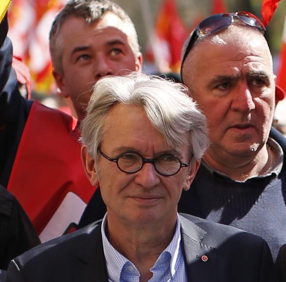 Jean-Claude Mailly de FO