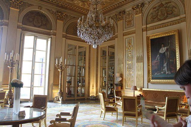 Salon Jérôme du Palais royal, utilisé par le Ministère de la culture