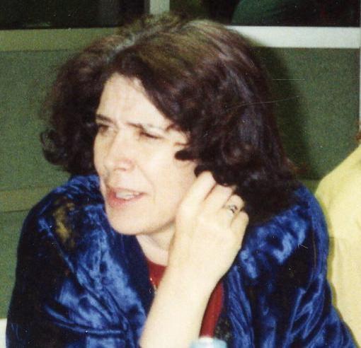 Assia Djebar vers 1992