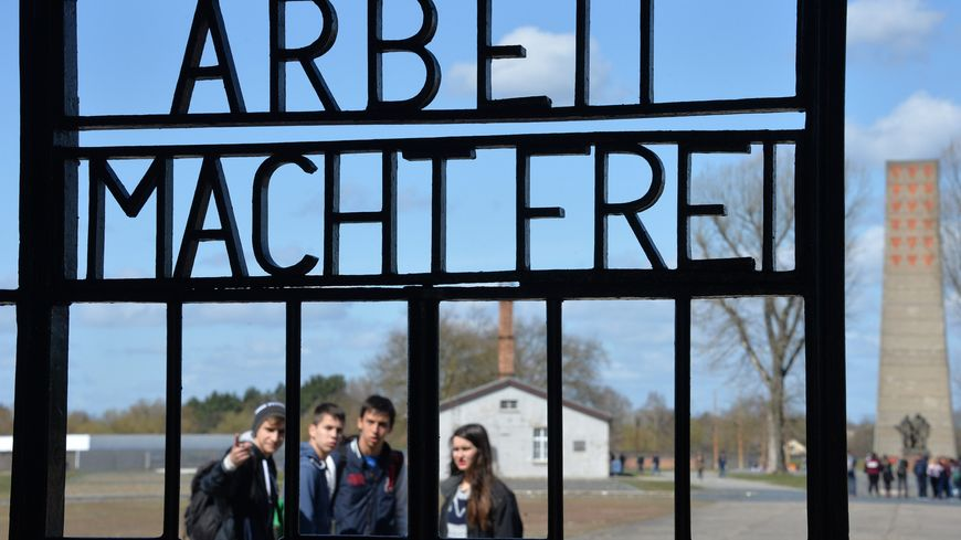 70e anniversaire de la liberation des camps de concentration nazis
