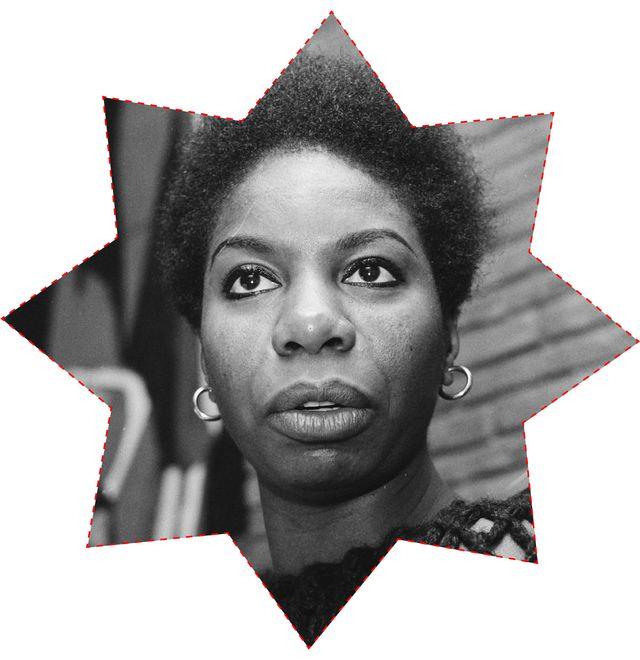 Portrait de Nina Simone