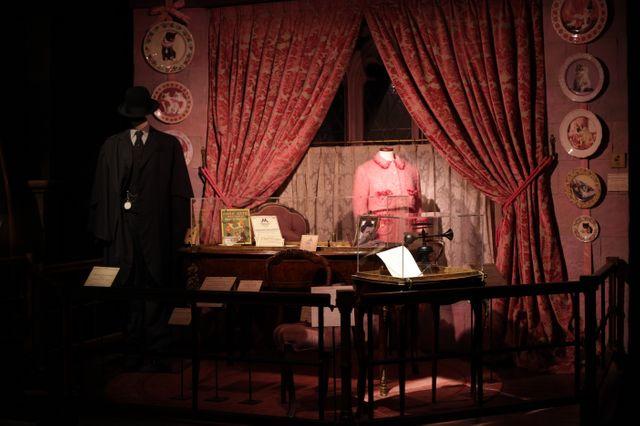 Le cabinet de Dolorès Ombage, directrice intérimaire de Poudlard à la place de Dumbledore