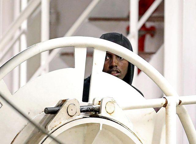800 migrants ont trouvé la mort en Méditerranée le week-end dernier.