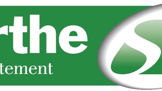 34d8c4ee071 Sarthe  un nouveau logo à moindre frais pour le Conseil Départemental