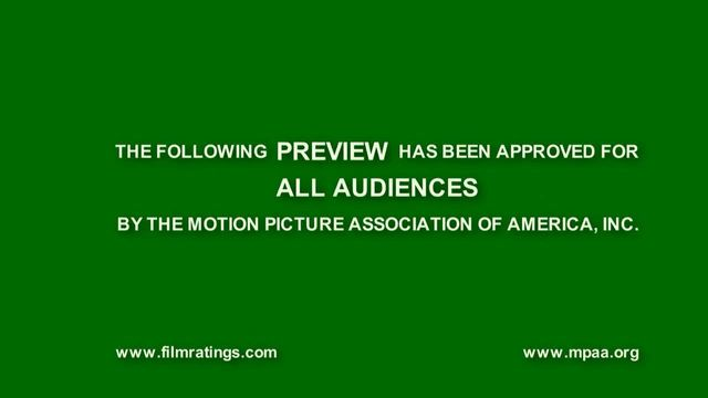 Avertissement bande-annonce - Motion Picture Association of America
