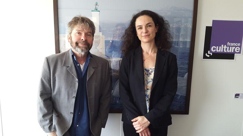 Pierre-jean Luizard et Leila Vignam