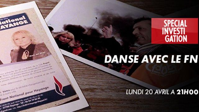 Danse avec le FN, lundi 20 avril à 21h00