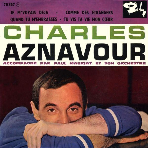 Charles Aznavour, album éponyme