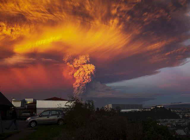 Éruption du volcan Calbuco : aucun signe précurseur n'avait été détecté