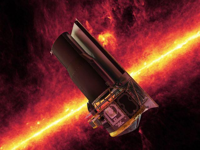 Le télescope spatial Spitzer