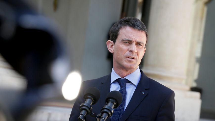 Manuel Valls en mai 2015