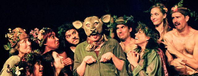 Le songe d'une nuit d'été de Shakespeare par Tim Robbins