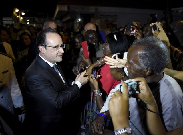 François Hollande s'envolera ensuite pour Cuba, une première pour un président français depuis l'indépendance du pays en 1898