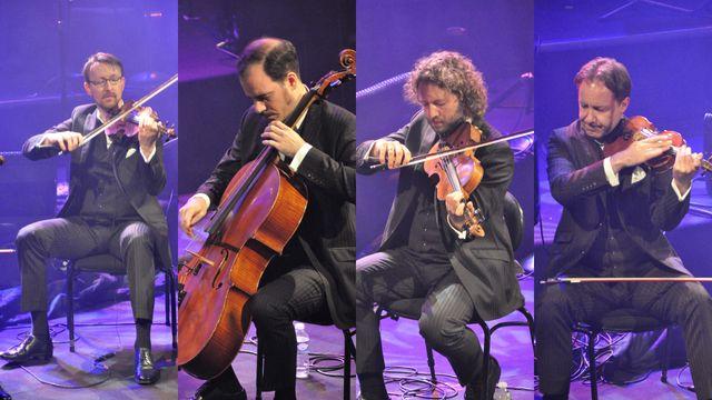 Kaiser quartet