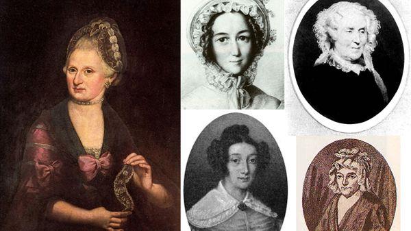 Mères de compositeurs célèbres