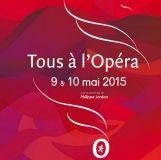 """Affiche """"Tous à l'opéra"""""""