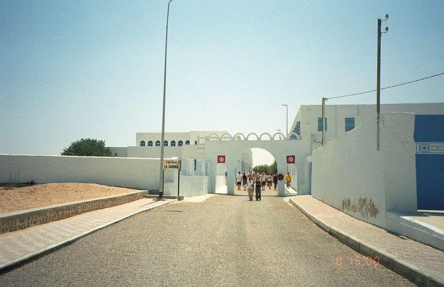 El Ghriba Synagogue, à Djerba
