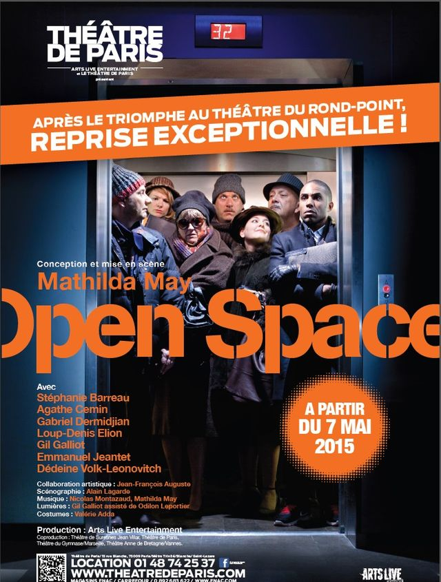 Open Space Theatre de Paris
