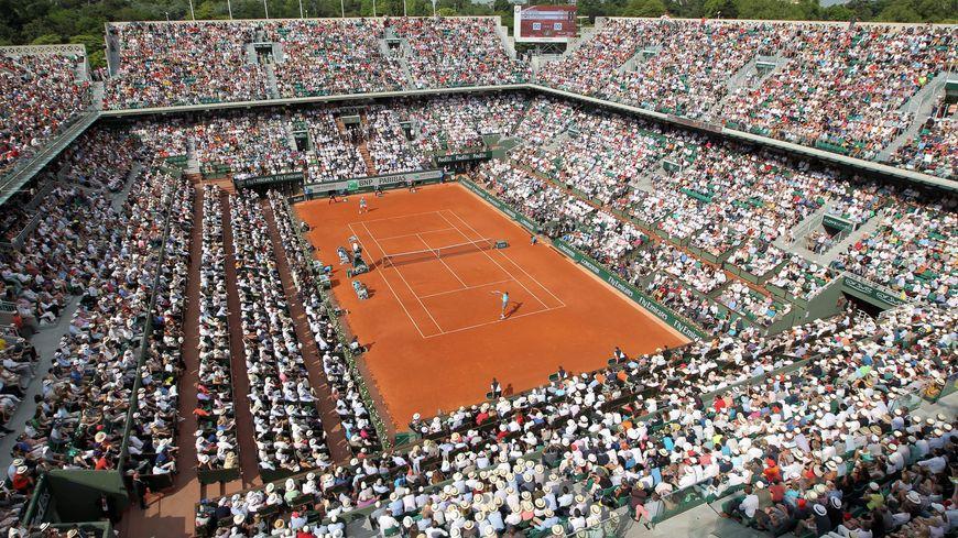Suivez en direct les matches lors de la quinzaine de Roland-Garros sur francebleu.fr