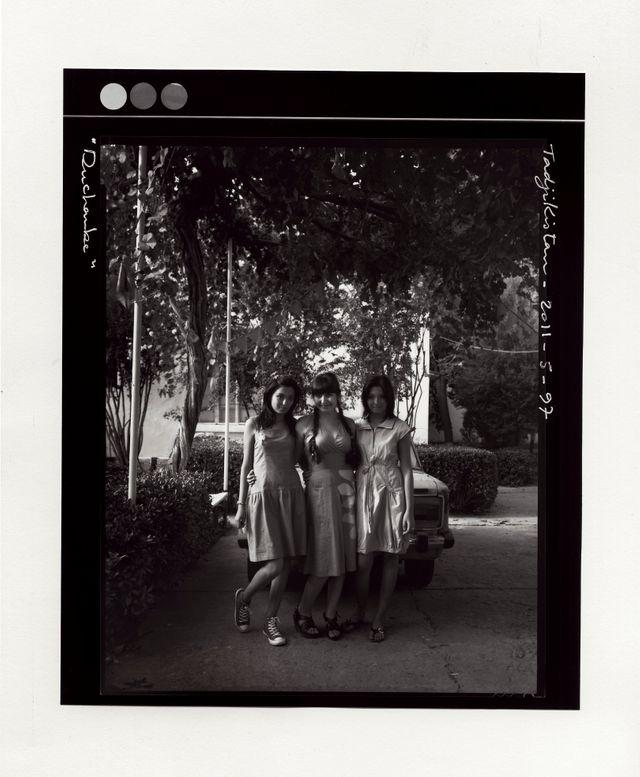 SUR LES TRACES DE PAUL NADAR Tadjikistan - 2011 - 5 - 97. Duchambre