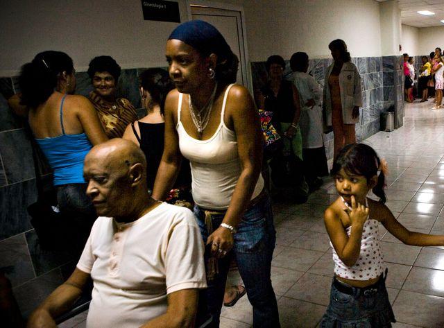 Hôpital cubain sous Raul Castro