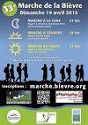 Affiche Marche de la Bièvre 2015