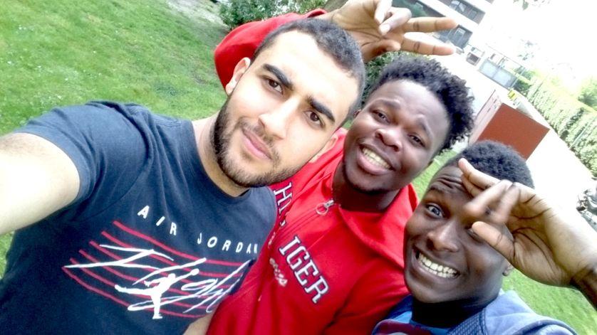trois gars de la courneuve