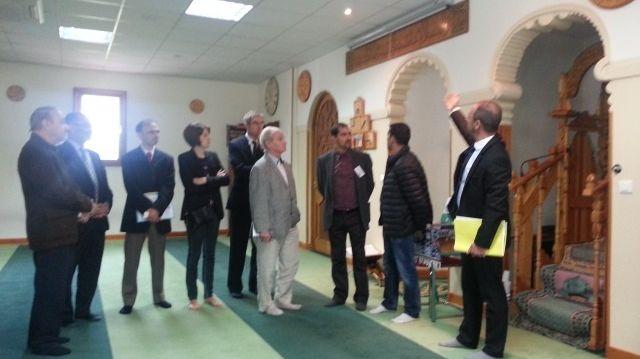 Des portes ouvertes à la mosquée de Fontaine Ecu à Besançon