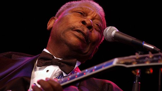 """B.B. King en 2004, au festival Live at Sunset à Zürich_603x380"