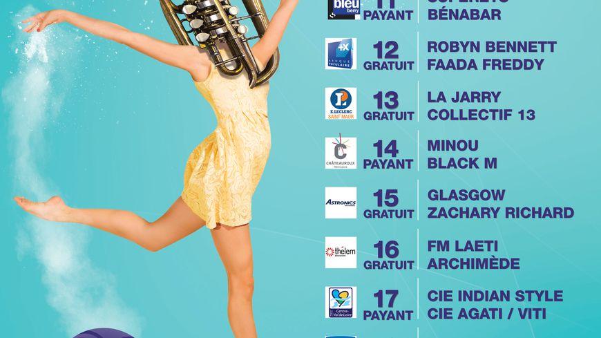 L'affiche officielle du Festival Darc 2015