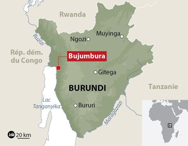 Burundi infographie
