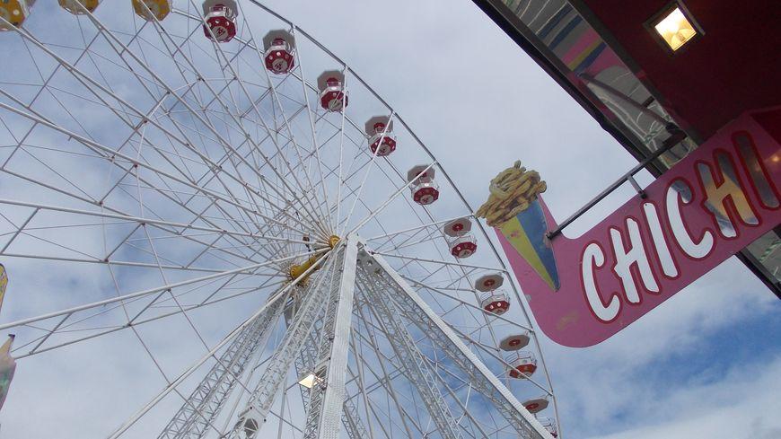 Luna Park limoges fête foraine