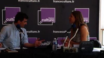 Sébastien Labrusse et Adèle Van Reeth