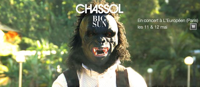 Chassol Big Sun