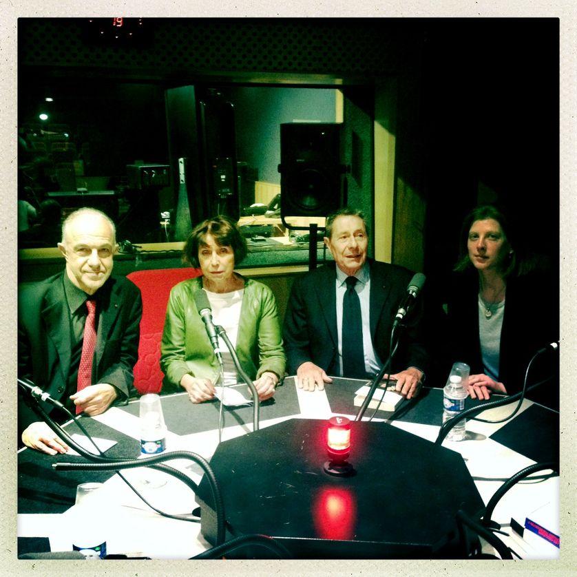 Jean-Marie Cambacérès, Mireille Lemaresquier, Paul Poudade, Melanie Torrent