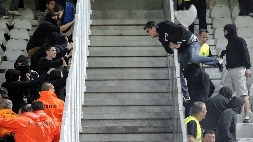 Certaines rencontres sont propices aux incidents et aux provocations, comme les derbys Metz-Nancy.