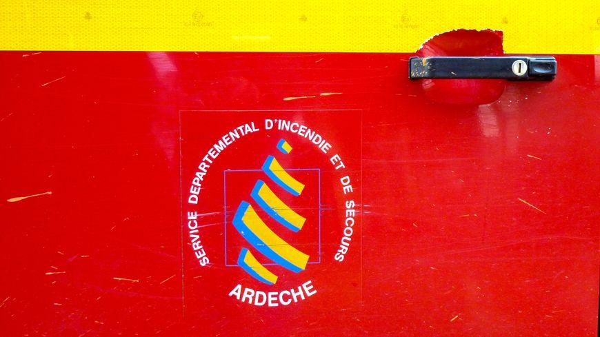 Les pompiers de l'Ardèche - image d'illustration