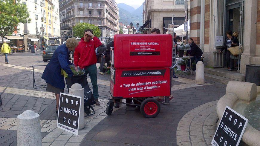 Contribuables associés fait le tour de France