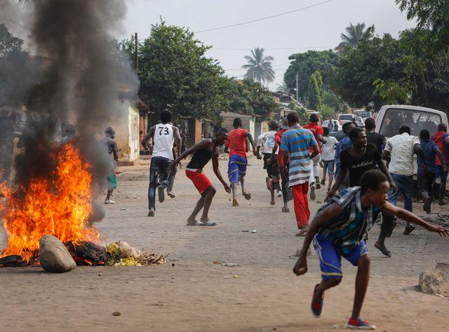 Les manifestations sont quasi quotidiennes à Bujumbura, émaillées de heurts avec la police qui fait largement usage de ses armes