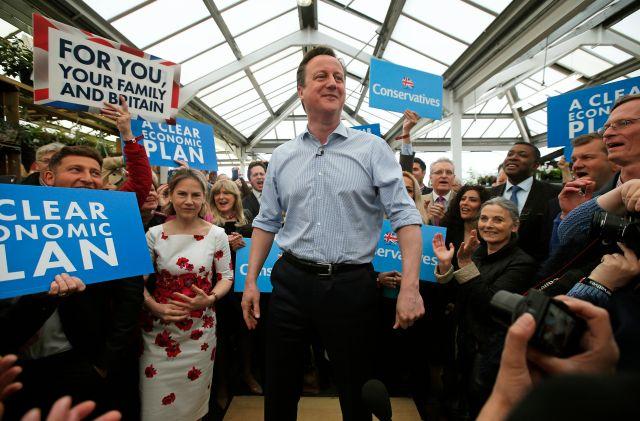 David Cameron est le grand gagnant de ces élections législatives au Royaume-Uni.
