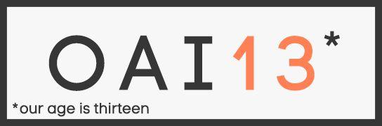 Logo OAI13