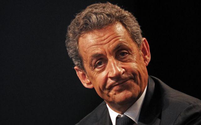Nicolas Sarkozy était en meeting au Havre