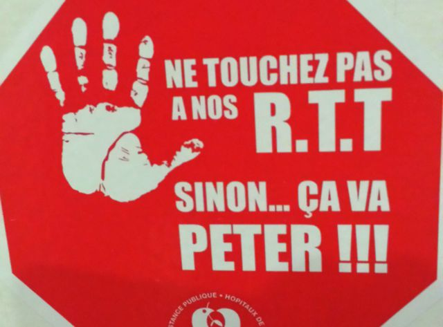 France Inter à l'APHP