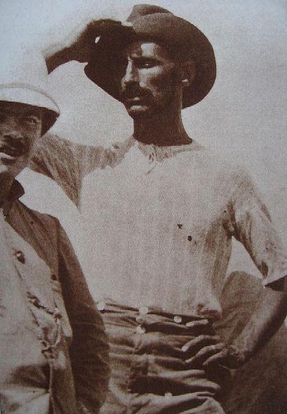 Henry de Monfreid vers 1912-1913