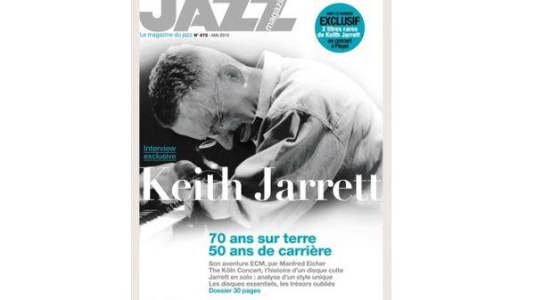 Jazz Culture : Jazz Magazine de mai 2015
